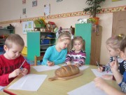 "Projekt: ,,Chleb"" w grupie Biedronek- III- IV 2017"