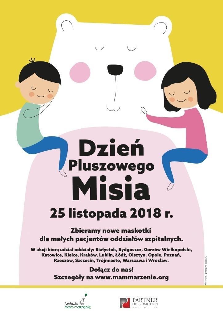 plakat mis - zbiórka