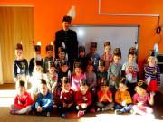 Przedszkolne spotkania z górnikiem-XII 2018